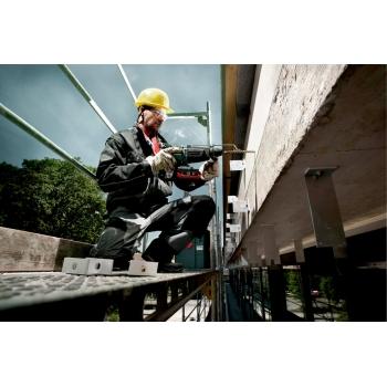 KHA 18 LTX - работа с бетоном